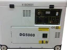 Дизельный генератор NiK DG 5000