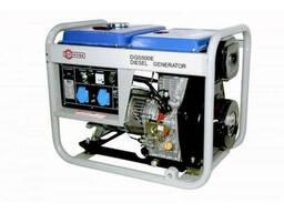 Дизельный генератор Odwerk DG 5500 E