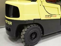 Дизельный погрузчик бу Hyster 2010, 2.3 т, 4.95 м