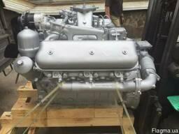 Двигатель ЯМЗ-236М2-4 (Урал, дрезины АГМС, фронтальный погру