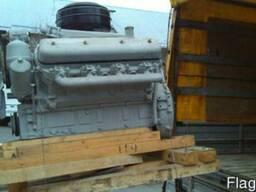 Дизельные двигатели ЯМЗ-238М2, ЯМЗ-238АМ2, ЯМЗ-238ГМ2
