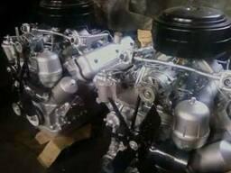 Дизельные двигателя ЯМЗ-236, ЯМЗ-238