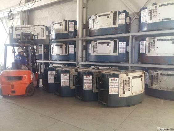 Дизельные генераторы для рефрижераторных контейнеров