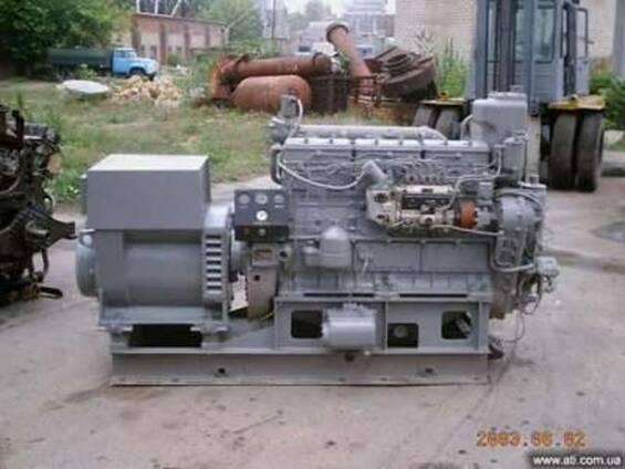 Дизельные генераторы от 5,10,15,20,30,50, 100 до 1100 кВт