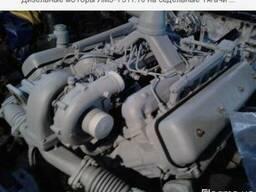 Дизельные моторы ЯМЗ-7511. 10 на седельные тягачи МЗКТ-7418