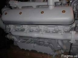 Новый двигатель ЯМЗ-7511. 10-02 на МАЗ-543208