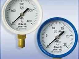 ДМ05063 для измерения давления кислорода, ацетилена и газа