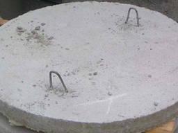 Днища (плиты) колодезные ПН-20 2500х120 доставка