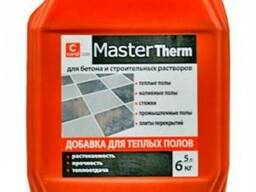 """Добавка пластификатор для теплых полов """"Coral Master Therm"""""""