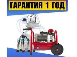 Доильный аппарат Буренка-1 Нержавейка