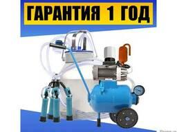 Масляный доильный аппарат Буренка-1 Стандарт