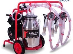 Доильный аппарат для двух коров Melasty