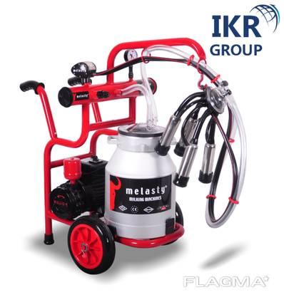 Доїльний апарат для корів Melasty TJK 1-AK