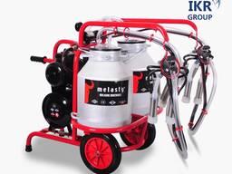 Доильный аппарат для коров Melasty TK 2-2 AK