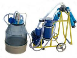 Доильный аппарат для коров «Веселый Молочник» - Пластик ПБ