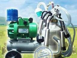Доильный аппарат «Доярочка» (сухой, нержавейка, 1,1 кВт)