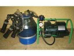 Доильный аппарат Импульс-Ротор от 1-5 коров (рез. Д.041) дои