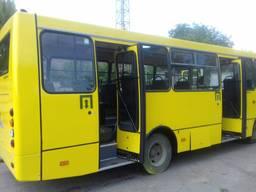 Капитальный кузовной ремонт автобусов Атаман