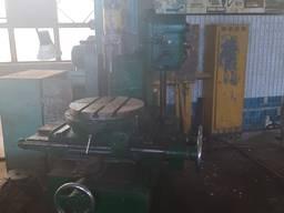 Долбежный станок с механическим приводом 7А420 г. Николаев