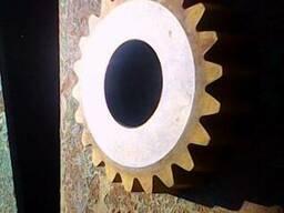 Долбяк дисковый 20гр м2,5 z30