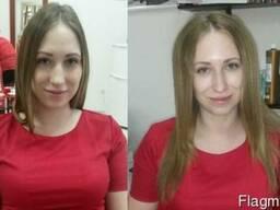 Долговременная укладка волос\ прикорневой объем волос Бустап