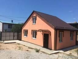 Дом 90кв.м. на участке 4 сот в Севастополе