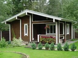 Дом энергосберегающий