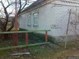 Дом газофицированный 7х14 ,ОБМЕН