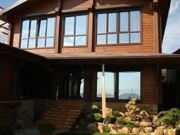 Дом на берегу моря с. Фонтанка, дизайнерский ремонт