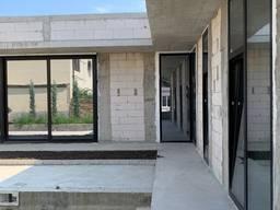 Продается новый не достроенный дом на Костанди