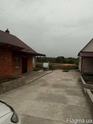 Дом в центре села Запрудье