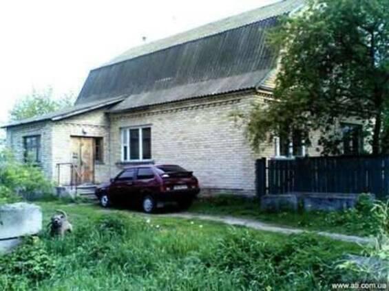 Дом в Гостомеле 100 000у.е. с хорошим торгом!