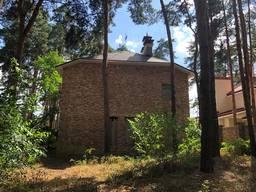 Дом в лесу, Кировское ( Обуховка)