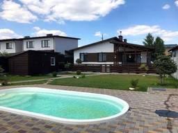 Дом в Новоалександровке с бассейном