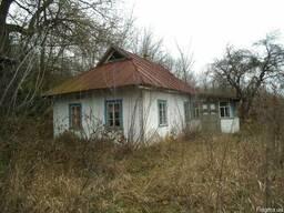 Дом возле леса, Таращанский р-н.