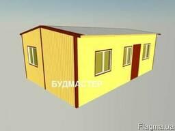 Дома из блок модулей