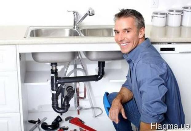Домашний мастер- сантехника, электрика и многое другое. ..