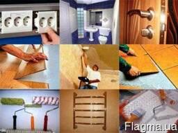 Домашний мастер- сантехника, электрика, подключение техники