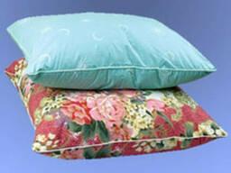 Домашний текстиль, подушки силиконовые, размер 60х60