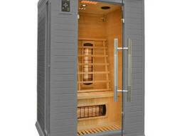Домашня інфрачервона сауна — це конструкція, що використову