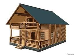 Домики для дачи из дерева, деревянные дачи