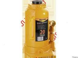 Домкрат гидравлический бутылочный Sparta 10т