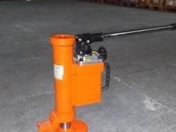 Домкрат гидравлический с низкой лапой HM, г/п 10т