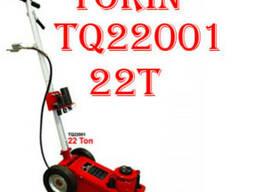 Домкрат подкатной пневмогидравлический 22 т Torin TQ22001