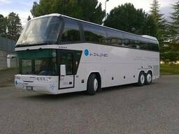 Донецк – Курск с комфортом ,перевозки на рейсовых автобусах