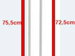 Дополнительная секция 10 см для перегородок Maxigate