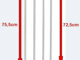 Дополнительная секция 30 см для перегородок Maxigate