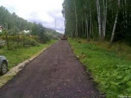 Дороги с асфальтной крошки - фото 3