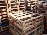 Дорого! Куплю деревянные б/у поддоны - фото 1