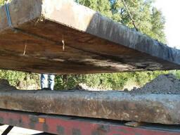 Дорожная плита 3м*2. 5м толщина 16-18см в хорошем состоянии.